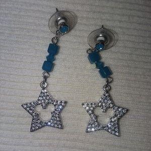 Swarovski Mickey Mouse earrings